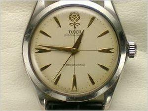 half off af285 d089e 佐賀市M様 ~チュードル手巻き時計のリューズを修理しました~